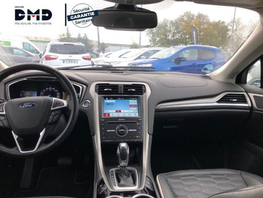 Ford Mondeo Hybrid 187ch Vignale Bva 4p - Visuel #5