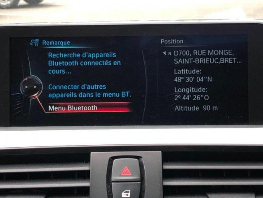 Bmw Serie 4 Coupe 420da Xdrive 184ch Sport - Visuel #11