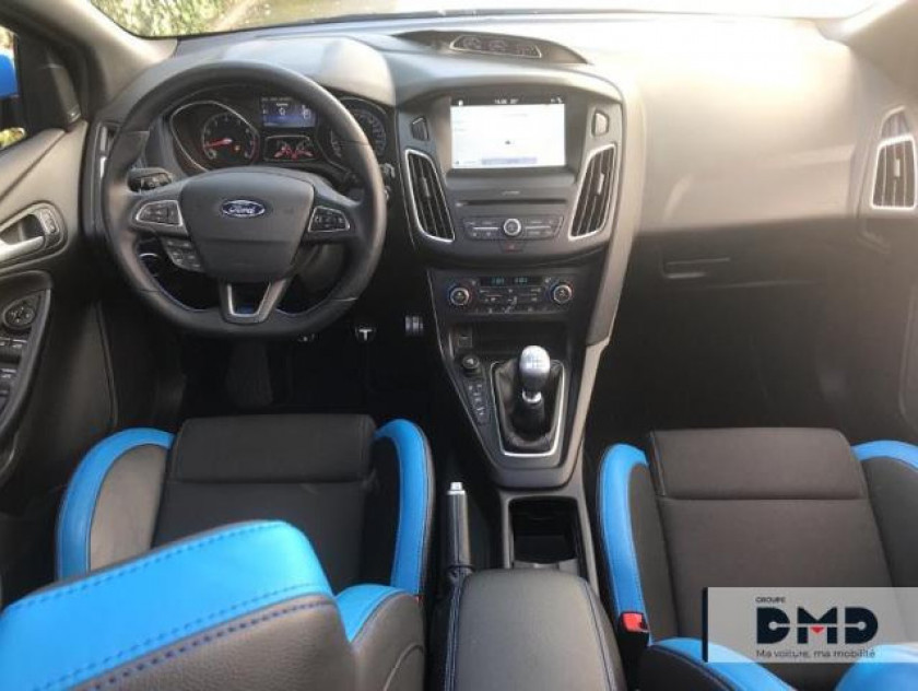 Ford Focus 2.3 Ecoboost 350ch Stop&start Rs - Visuel #4
