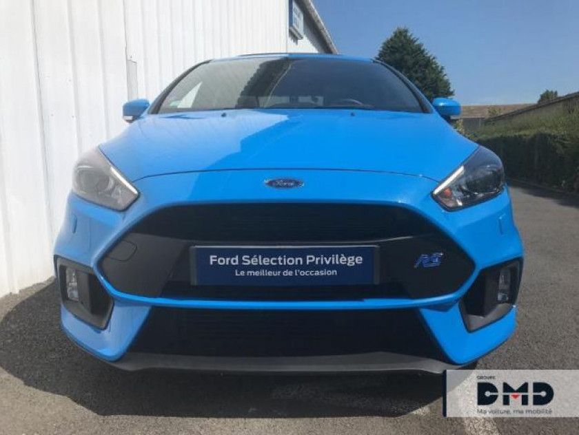 Ford Focus 2.3 Ecoboost 350ch Stop&start Rs - Visuel #19