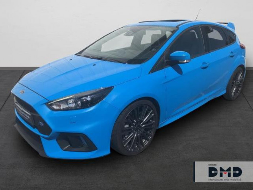 Ford Focus 2.3 Ecoboost 350ch Stop&start Rs - Visuel #1