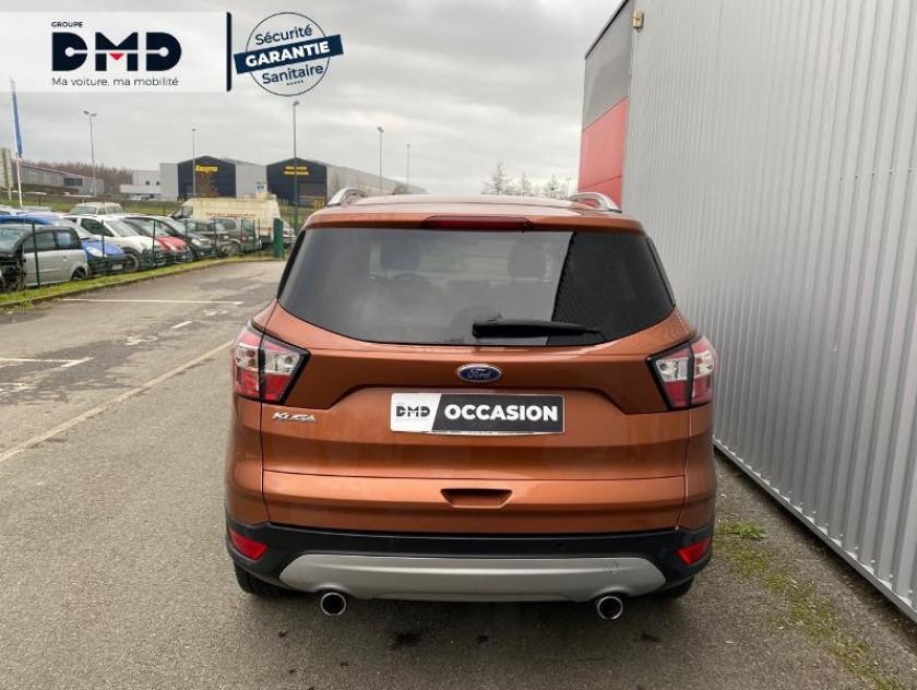Ford Kuga 1.5 Tdci 120ch Stop&start Titanium 4x2 - Visuel #11