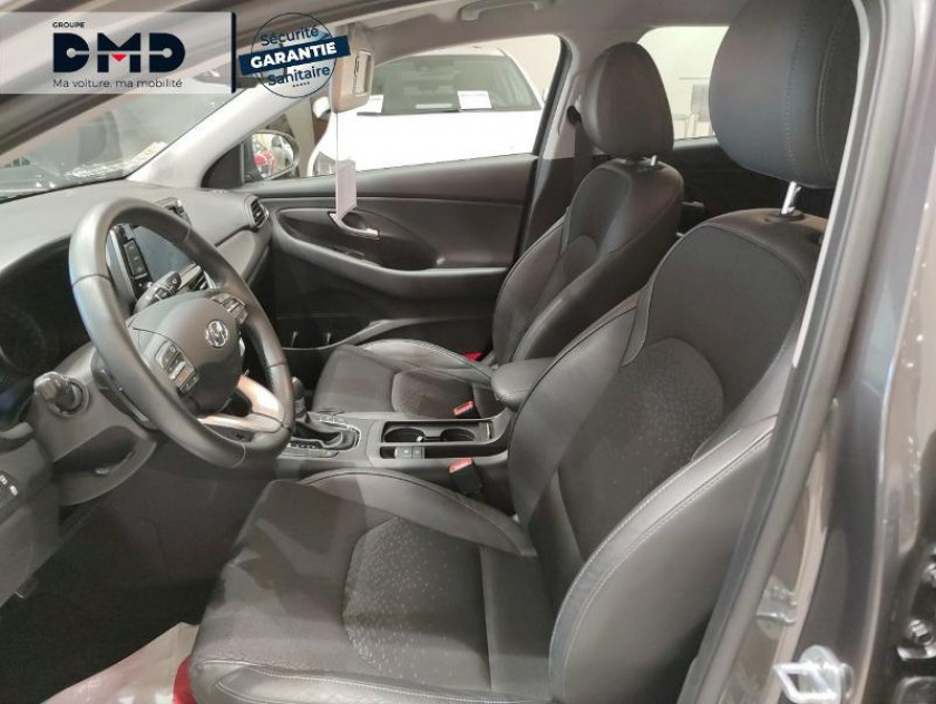 Hyundai I30 Fastback 1.4 T-gdi 140ch Creative Dct-7 Euro6d-t - Visuel #9