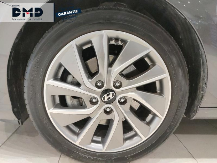 Hyundai I30 Fastback 1.4 T-gdi 140ch Creative Dct-7 Euro6d-t - Visuel #13