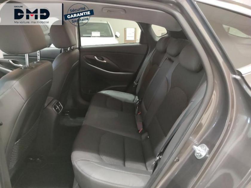 Hyundai I30 Fastback 1.4 T-gdi 140ch Creative Dct-7 Euro6d-t - Visuel #10