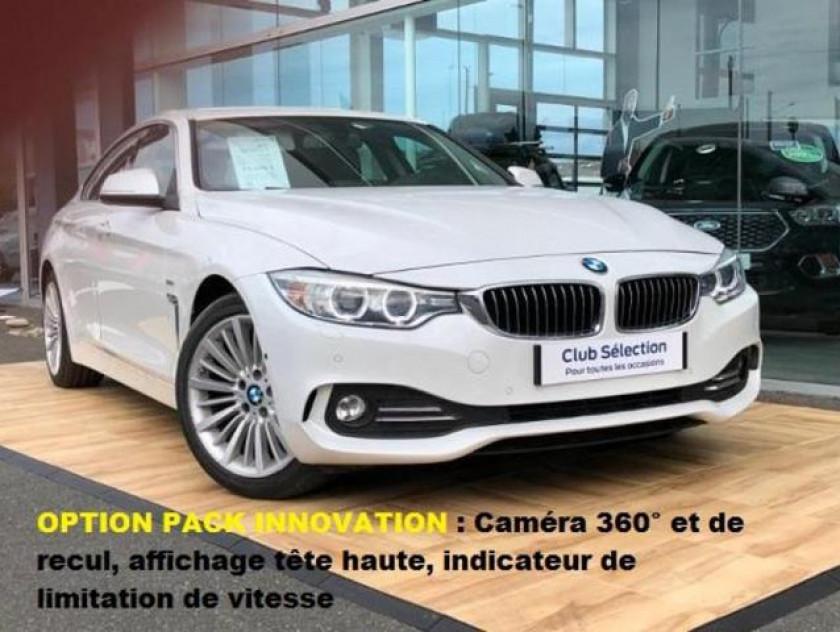 Bmw Serie 4 Gran Coupe 420da 184ch Luxury - Visuel #1