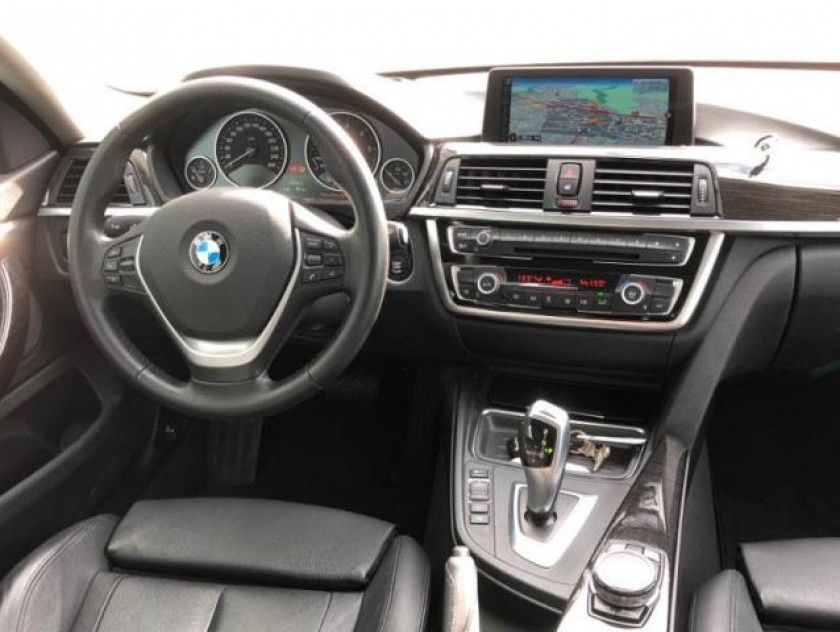 Bmw Serie 4 Gran Coupe 420da 184ch Luxury - Visuel #4