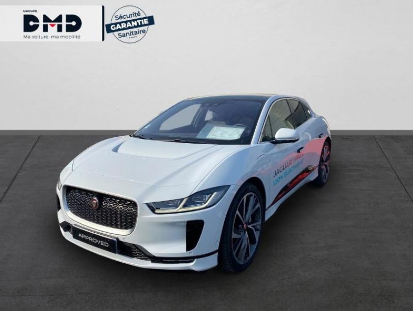 Jaguar I-pace Ev400 Hse Awd - Visuel #1