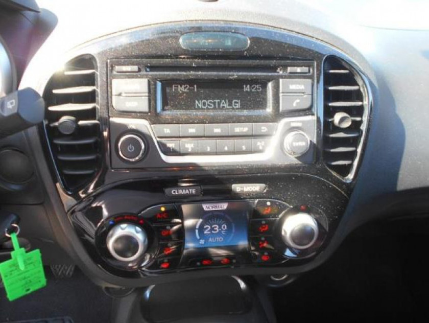 Nissan Juke 1.2 Dig-t 115ch Acenta - Visuel #8