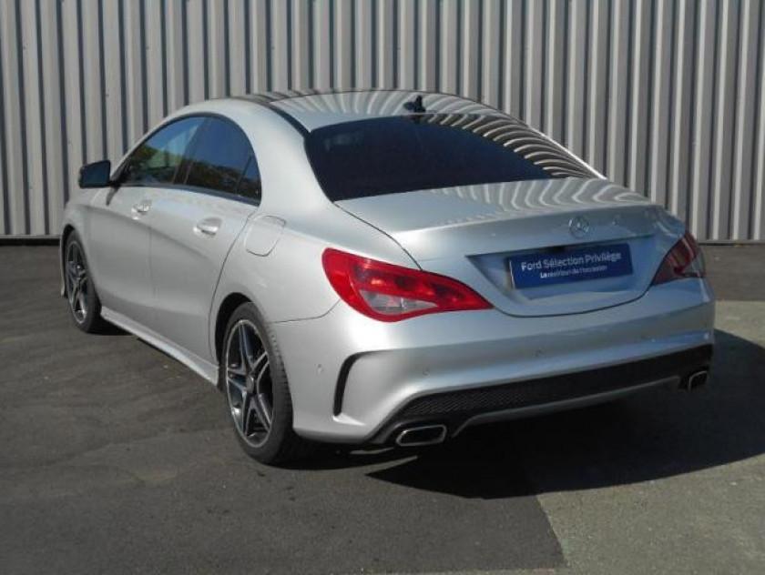 Mercedes-benz Cla 200 Cdi Fascination - Visuel #3