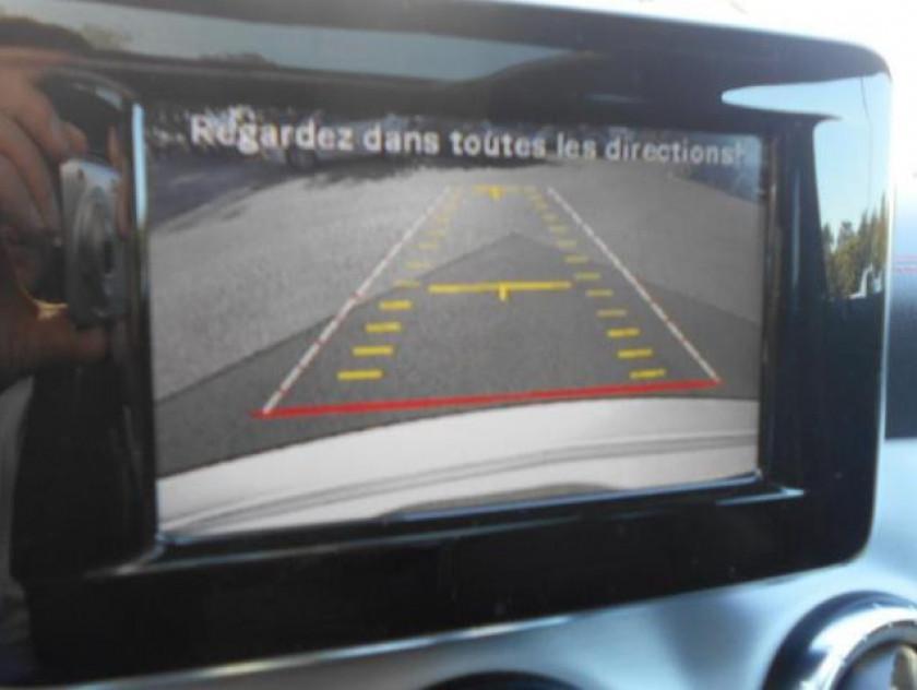 Mercedes-benz Cla 200 Cdi Fascination - Visuel #21
