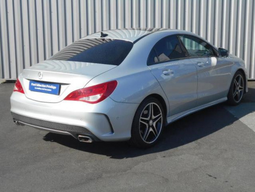 Mercedes-benz Cla 200 Cdi Fascination - Visuel #4