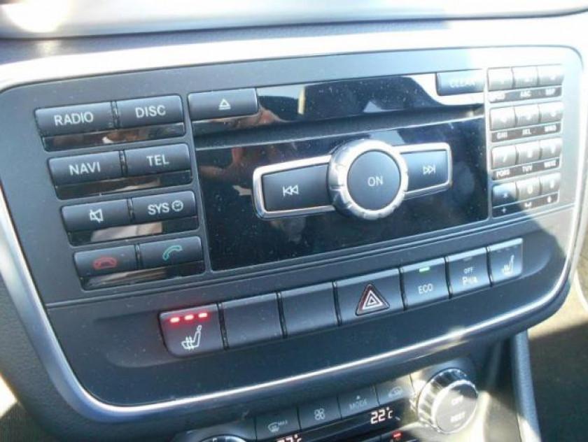Mercedes-benz Cla 200 Cdi Fascination - Visuel #12