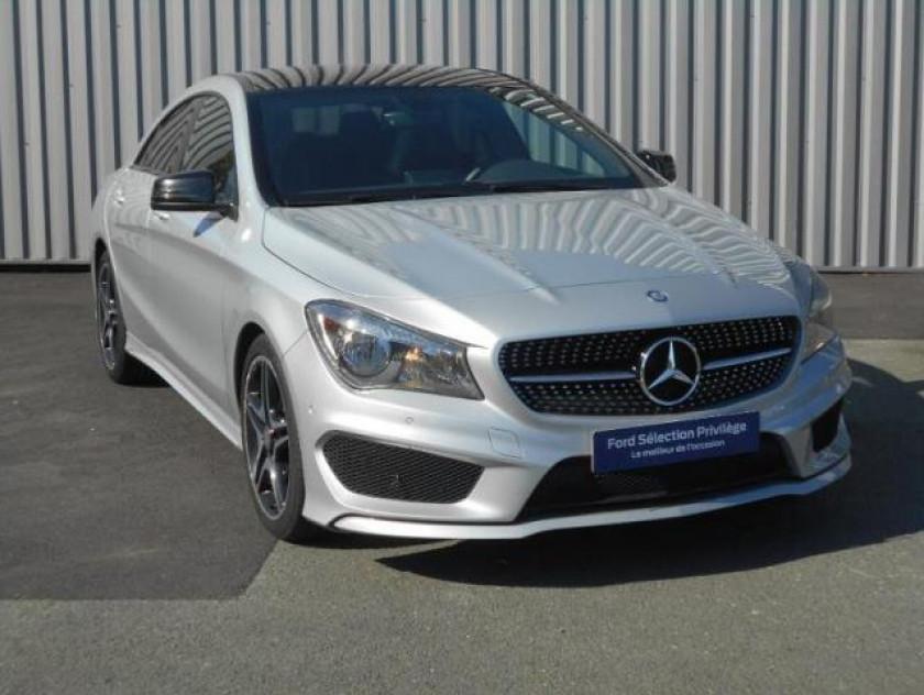 Mercedes-benz Cla 200 Cdi Fascination - Visuel #2