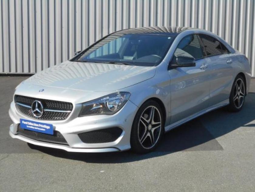 Mercedes-benz Cla 200 Cdi Fascination - Visuel #1