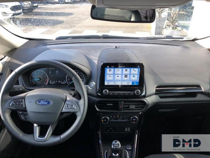 Ford Ecosport 1.0 Ecoboost 100ch Titanium Euro6.2 - Visuel #5
