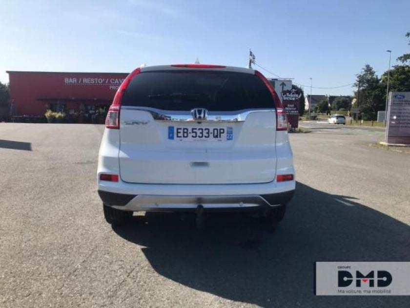 Honda Cr-v 1.6 I-dtec 160ch Exclusive Navi 4wd At - Visuel #11