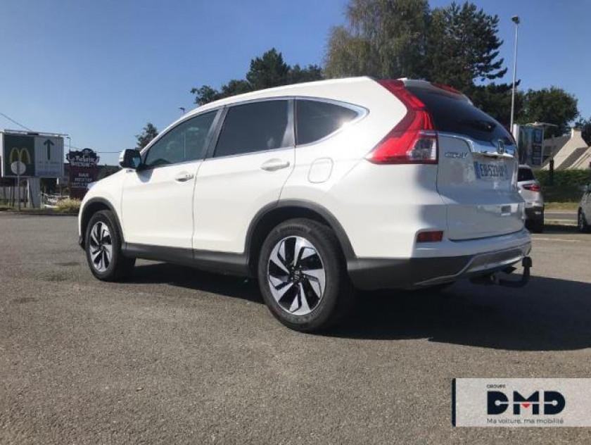 Honda Cr-v 1.6 I-dtec 160ch Exclusive Navi 4wd At - Visuel #3
