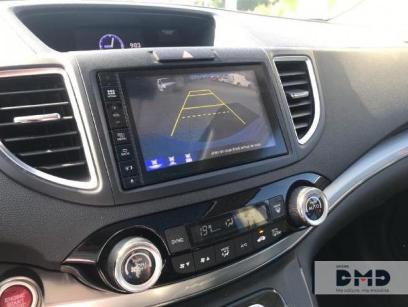 Honda Cr-v 1.6 I-dtec 160ch Exclusive Navi 4wd At - Visuel #6