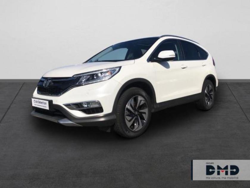 Honda Cr-v 1.6 I-dtec 160ch Exclusive Navi 4wd At - Visuel #1
