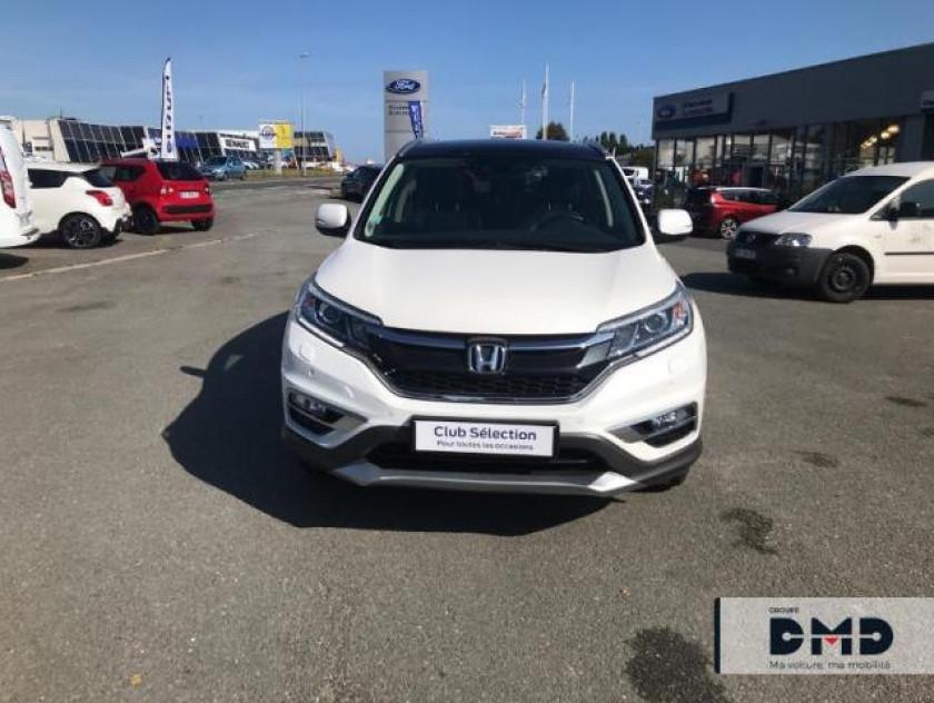 Honda Cr-v 1.6 I-dtec 160ch Exclusive Navi 4wd At - Visuel #4