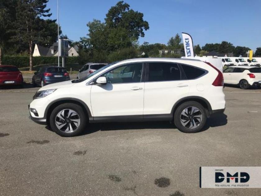 Honda Cr-v 1.6 I-dtec 160ch Exclusive Navi 4wd At - Visuel #2