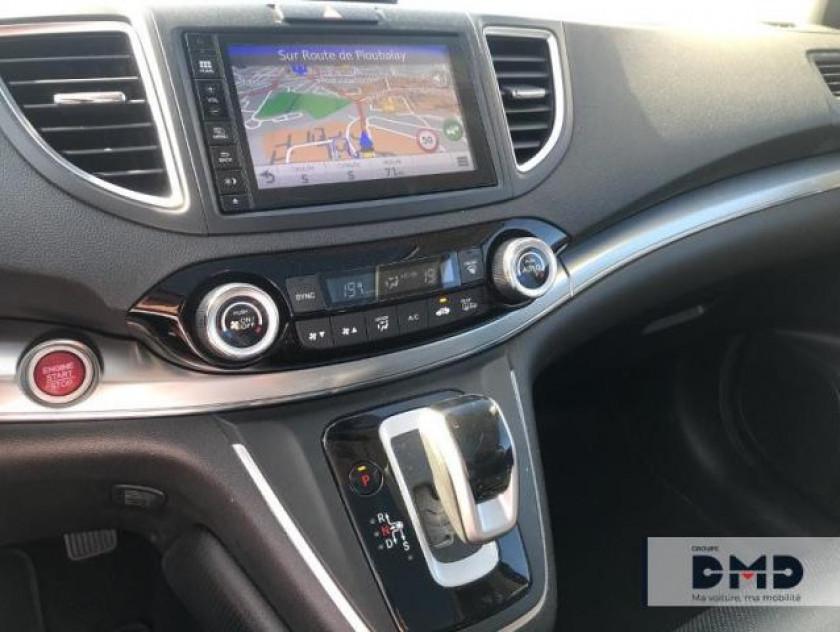 Honda Cr-v 1.6 I-dtec 160ch Exclusive Navi 4wd At - Visuel #8