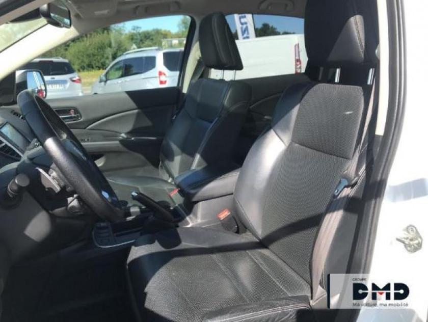Honda Cr-v 1.6 I-dtec 160ch Exclusive Navi 4wd At - Visuel #9