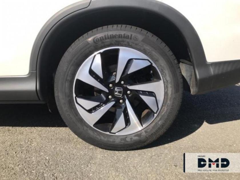 Honda Cr-v 1.6 I-dtec 160ch Exclusive Navi 4wd At - Visuel #13