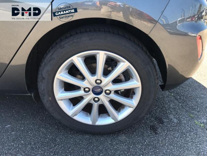 Ford Fiesta 1.5 Tdci 120ch Stop&start Titanium 5p Euro6.2 - Visuel #13