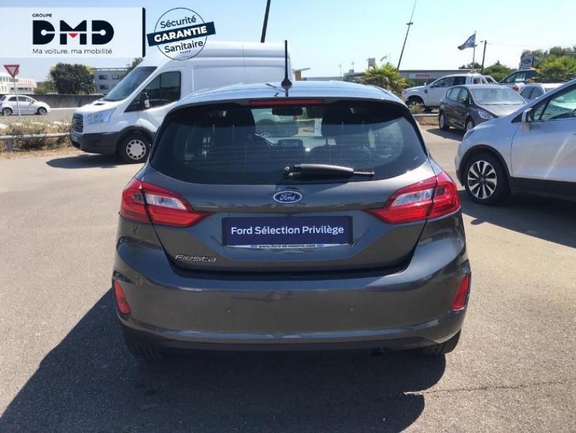 Ford Fiesta 1.5 Tdci 120ch Stop&start Titanium 5p Euro6.2 - Visuel #11