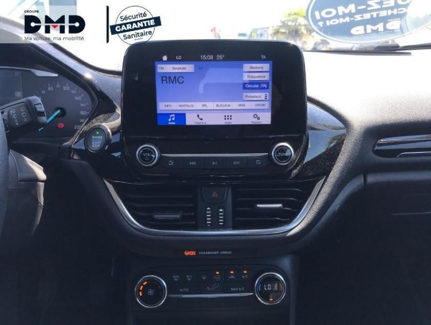 Ford Fiesta 1.5 Tdci 120ch Stop&start Titanium 5p Euro6.2 - Visuel #6