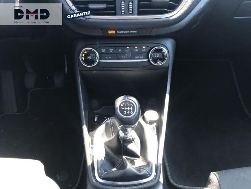 Ford Fiesta 1.5 Tdci 120ch Stop&start Titanium 5p Euro6.2 - Visuel #8