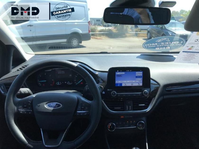 Ford Fiesta 1.5 Tdci 120ch Stop&start Titanium 5p Euro6.2 - Visuel #5
