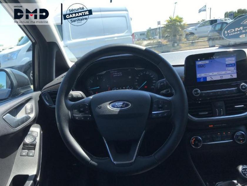 Ford Fiesta 1.5 Tdci 120ch Stop&start Titanium 5p Euro6.2 - Visuel #7