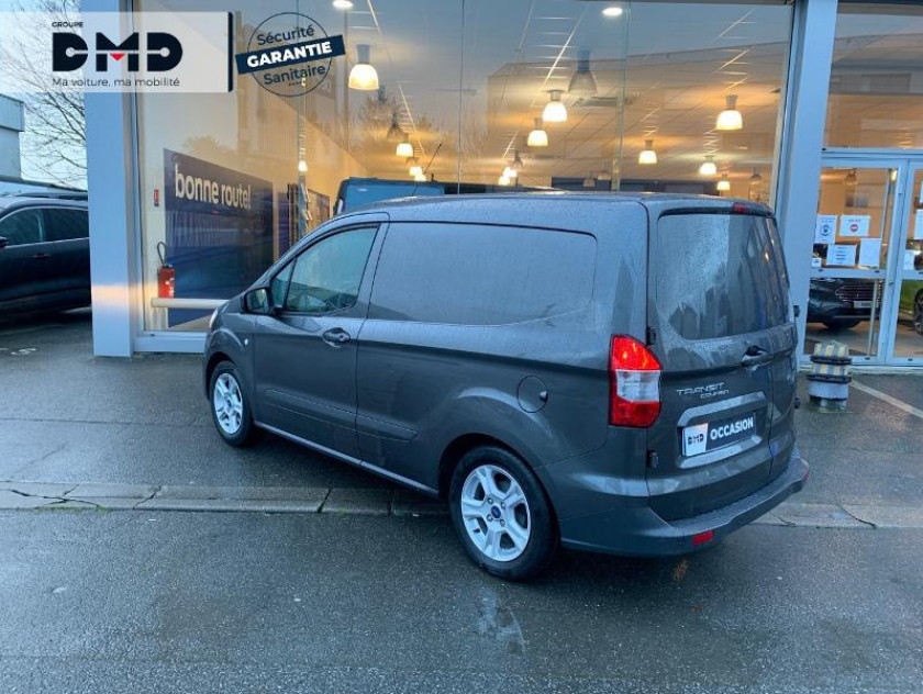 Ford Transit Courier 1.5 Td 100ch Limited - Visuel #3
