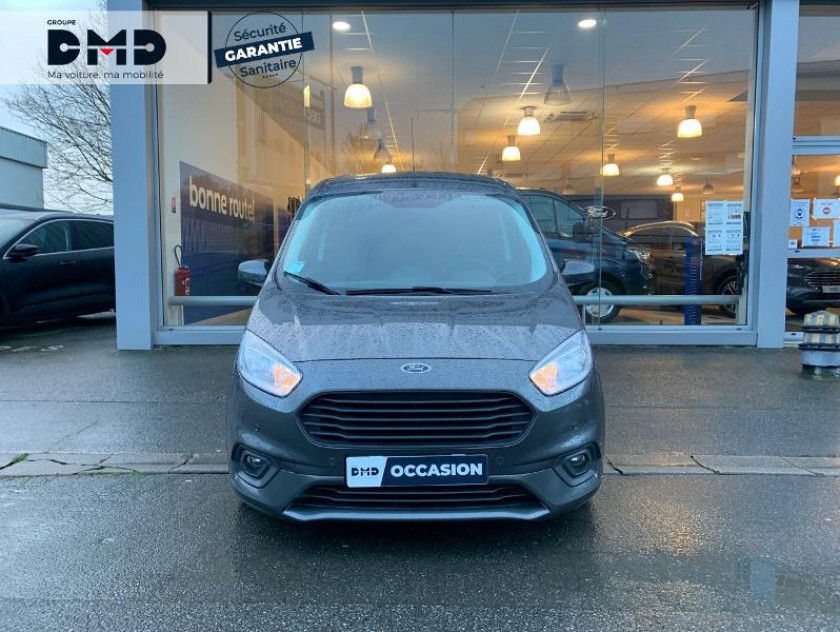 Ford Transit Courier 1.5 Td 100ch Limited - Visuel #4