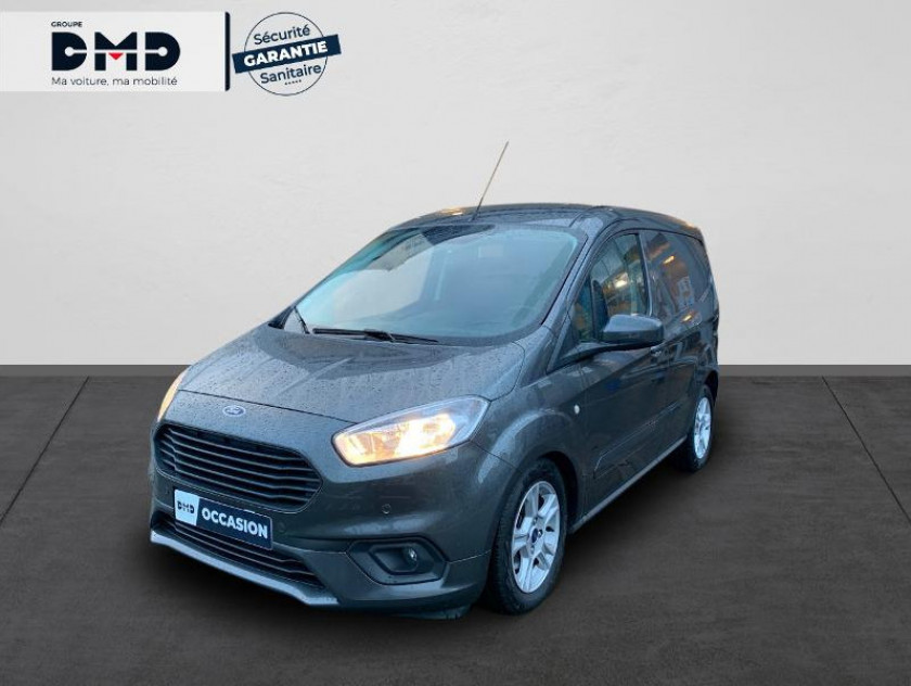 Ford Transit Courier 1.5 Td 100ch Limited - Visuel #1
