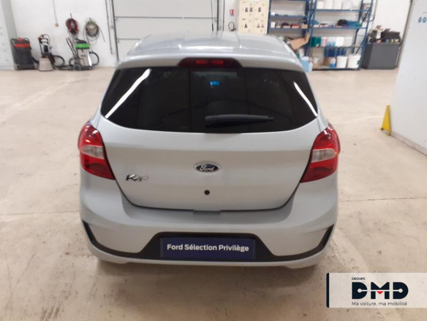 Ford Ka+ 1.2 Ti-vct 85ch S&s Ultimate - Visuel #11
