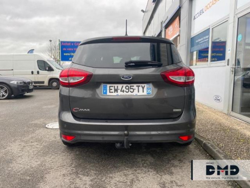 Ford C-max 1.0 Ecoboost 125ch Stop&start Business Nav - Visuel #11