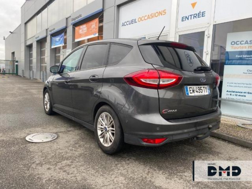 Ford C-max 1.0 Ecoboost 125ch Stop&start Business Nav - Visuel #3