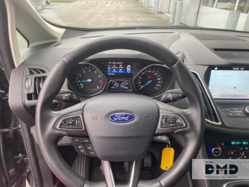 Ford C-max 1.0 Ecoboost 125ch Stop&start Business Nav - Visuel #7