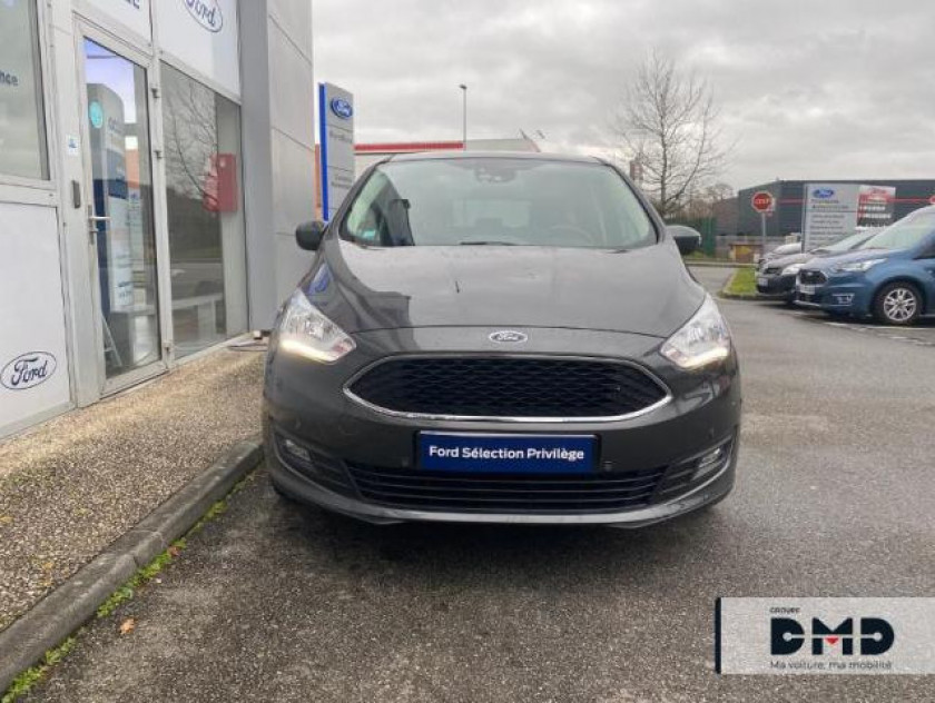 Ford C-max 1.0 Ecoboost 125ch Stop&start Business Nav - Visuel #4