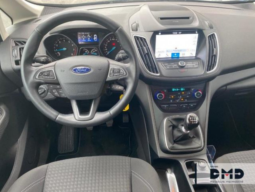 Ford C-max 1.0 Ecoboost 125ch Stop&start Business Nav - Visuel #5