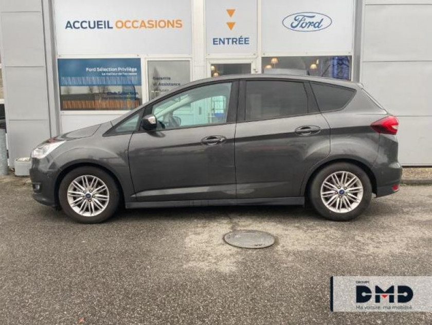 Ford C-max 1.0 Ecoboost 125ch Stop&start Business Nav - Visuel #2