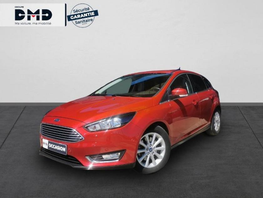 Ford Focus 2.0 Tdci 150ch Stop&start Titanium Powershift - Visuel #1