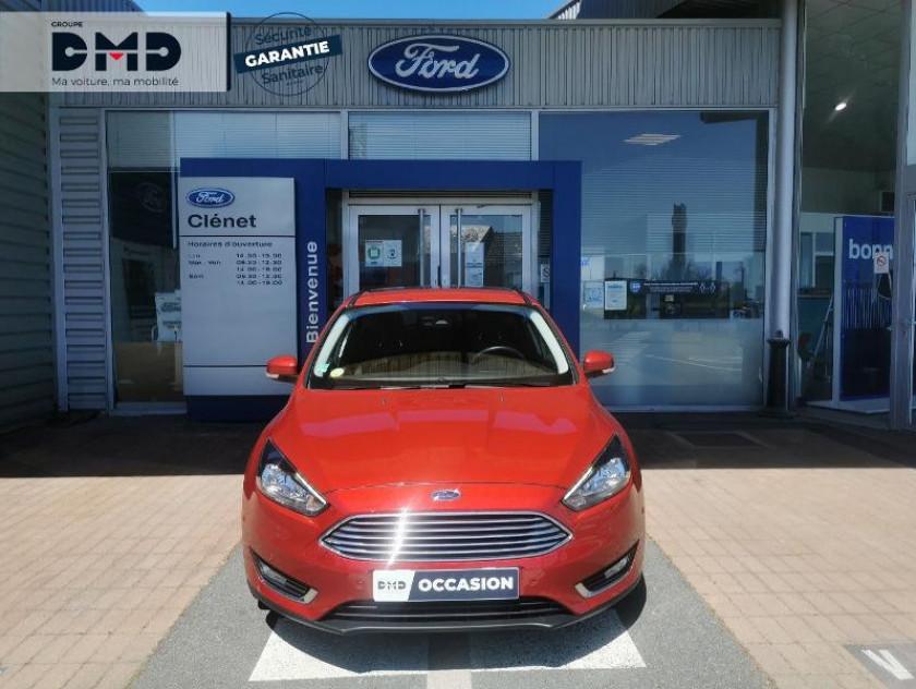 Ford Focus 2.0 Tdci 150ch Stop&start Titanium Powershift - Visuel #4