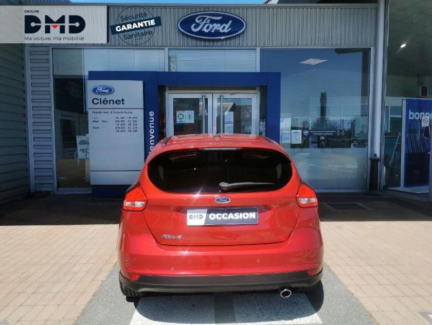 Ford Focus 2.0 Tdci 150ch Stop&start Titanium Powershift - Visuel #11
