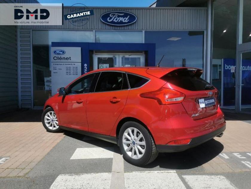 Ford Focus 2.0 Tdci 150ch Stop&start Titanium Powershift - Visuel #3