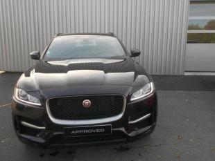 Jaguar F-pace 2.0d 180ch R-sport 4x4 Bva8